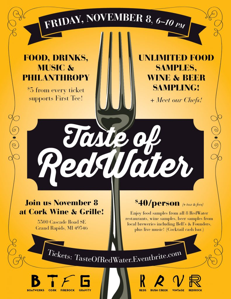 Taste of RedWater returns November 8, 2019